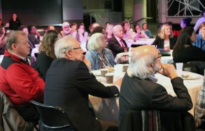 More than 100 people attended the luncheon during the seventh annual Inclusion Day Conference on Jan. 27