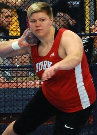 Thrower Brittany Crew