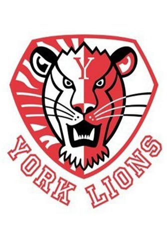 York Lions logo