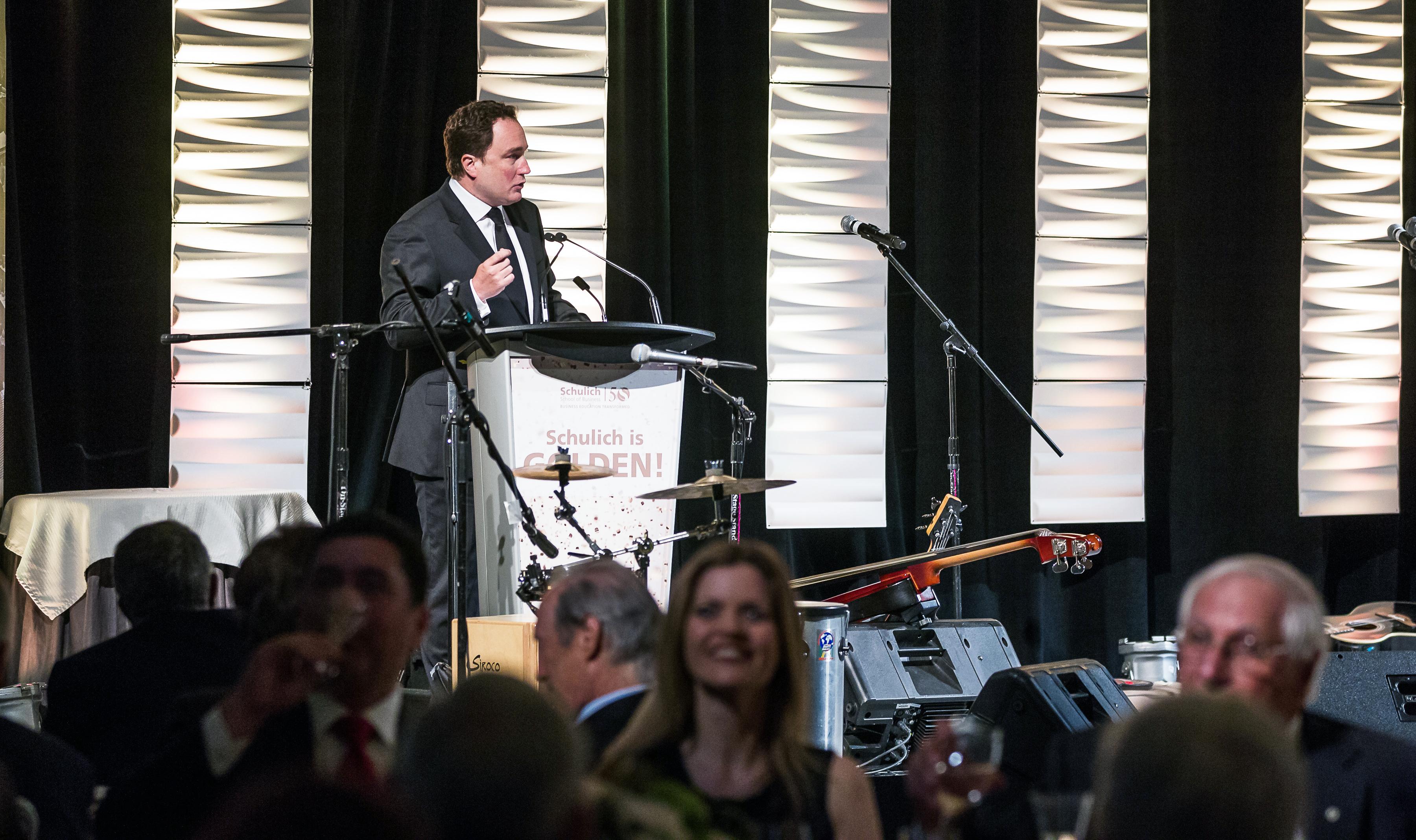 Schulich 50th Anniversary Gala. Toronto, Canada. May 27, 2016. (photo: Vito Amati)
