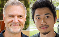 Featured image showing two new AMPD profs