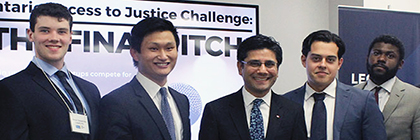 Ontario Access to Justice Challenge