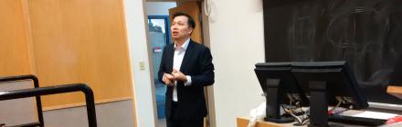 featured speaker Dr. Truong Ta, senior director of Immunization Policy at Sanofi Pasteur