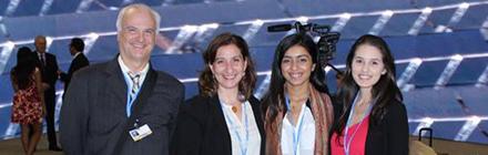 York delegation at COP 22