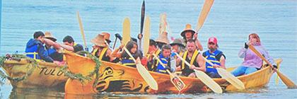 FES canoe