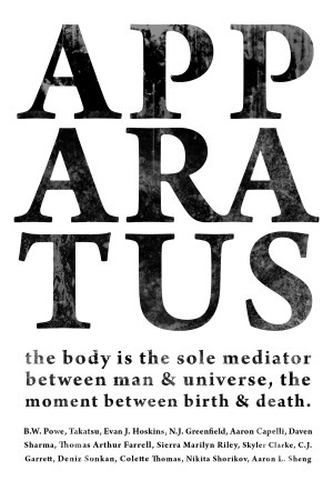Apparatus Book Cover