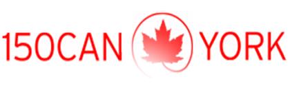 Canada 150 York logo