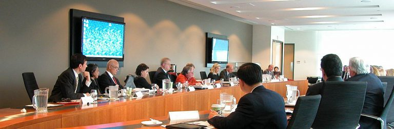 The synopsis of the Oct. 12 meeting of the Board of Governors is now available
