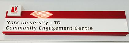 TD engagement centre