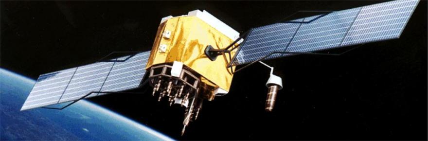 GPS Satellite (Image: NASA)
