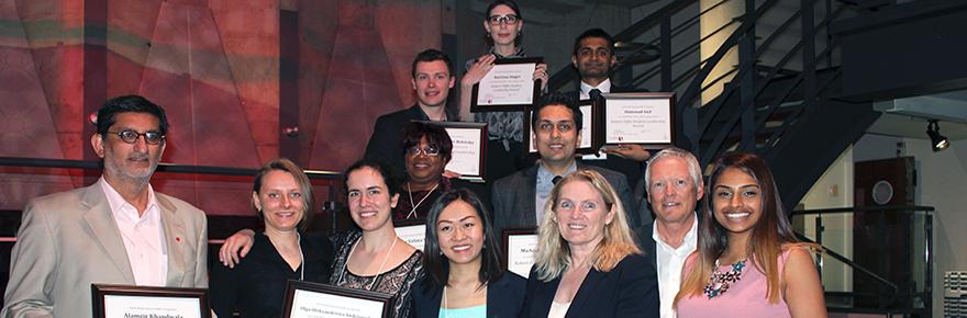 Robert Tiffin Leadership Awards
