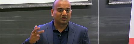 Manav Gupta, an IBM Distinguished Engineer, Master Inventor and Chief Technology Officer for Cloud Business in Canada