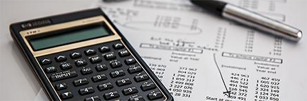 Finance equipment