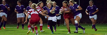 York U Lions women's rugby