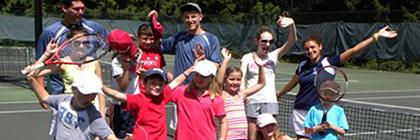 Glendon Athletic Club tennis