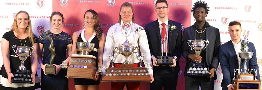 York Lions athletes of the year 2018