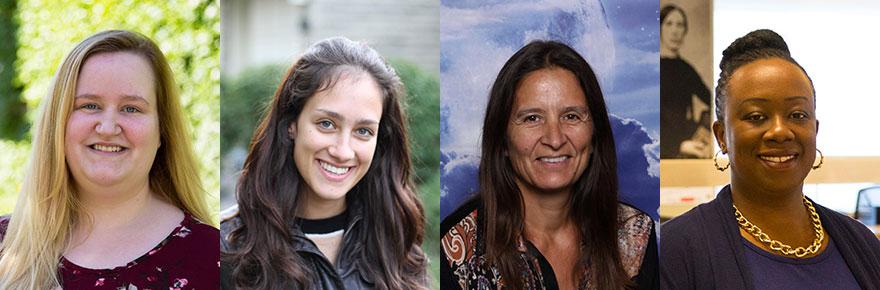 York University PhD students Susan Chiblow, Leigha Comer, Rivka Green, Natasha Henry and Hannah Rackow have been awarded prestigious Vanier Canada Graduate Scholarships