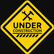 Yellow sign showing the words UNDER Construction
