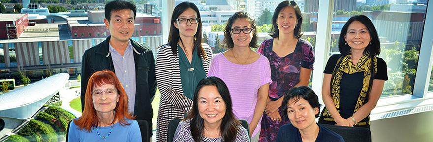 YCAR Korea research team
