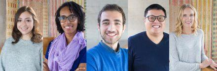 LA&PS Internship Awards Program participants