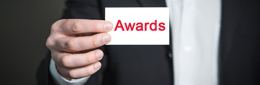 Image announcing Awards