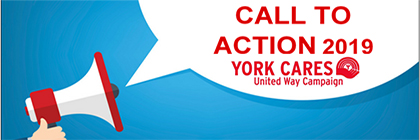 York Cares call to action