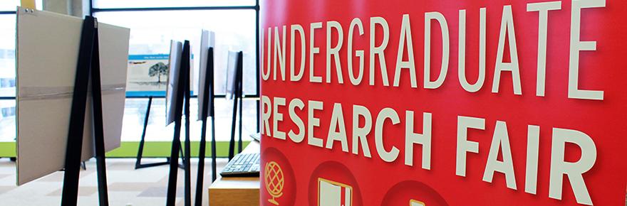 undergraduate research fair FEATURED