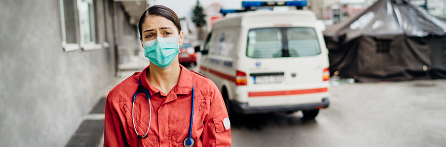 The pandemic has brought to the fore inequities in health care, labour, mental health access and global health
