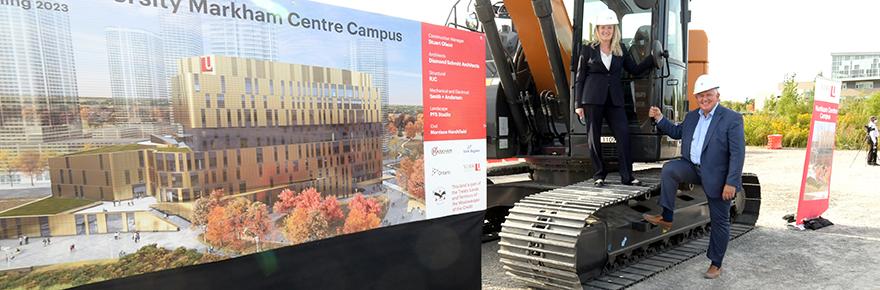 Markham Centre Campus FEATURED image