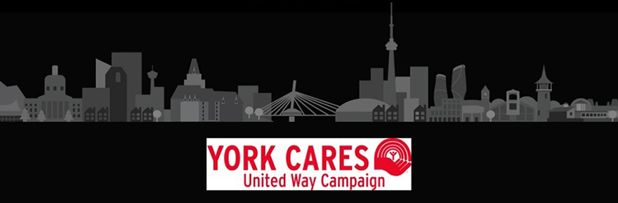 York Cares United Way Campaign