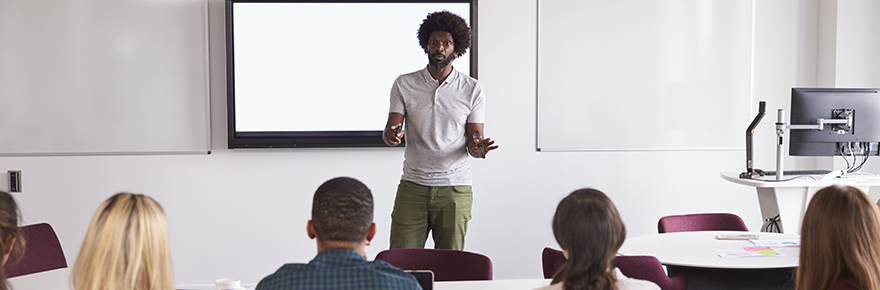 Often a faculty member with a passion for teaching will become an educational developer