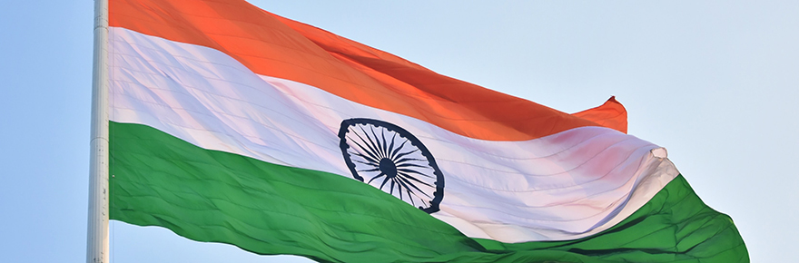 Featured image Flag of India