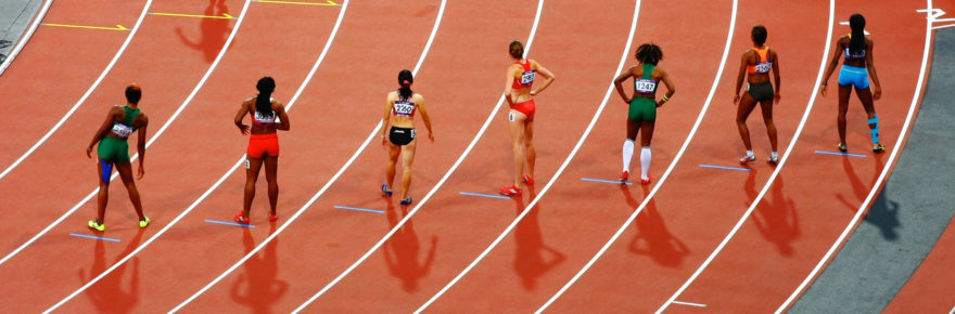 Olympic runners FEATURED