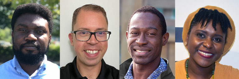 Meet the inaugural recipients of the Provost's Postdoctoral Fellowships for Black and Indigenous Scholars