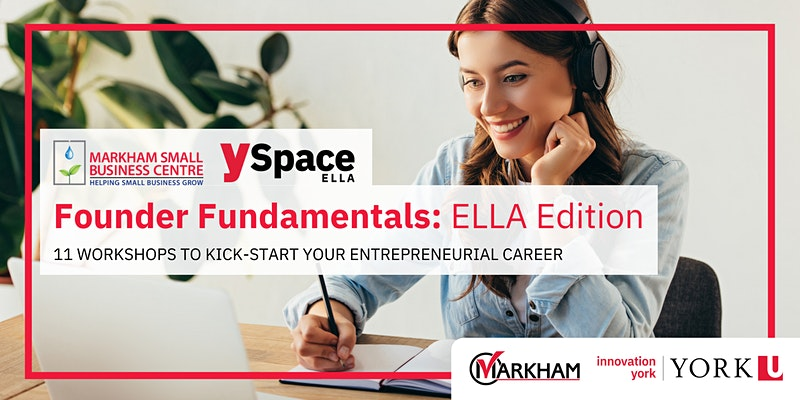 ELLA Founder Fundamentals banner