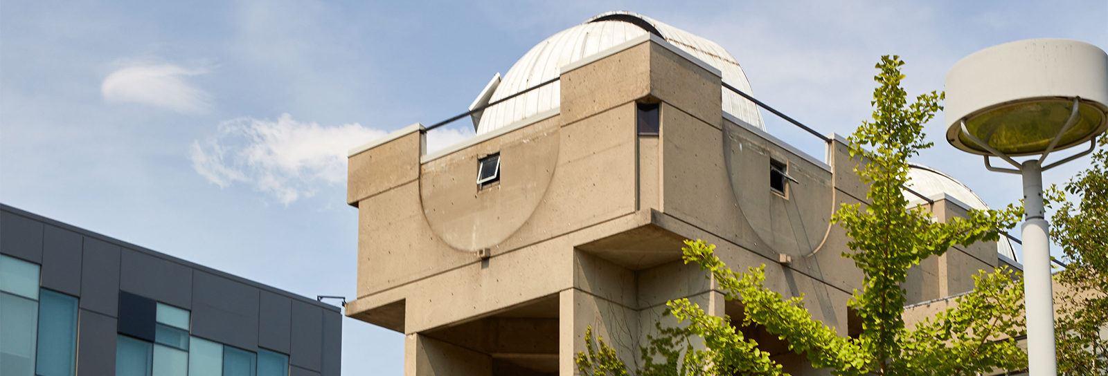 Faculty of Science Observatory and Life Sciences Buildings FEATURED image for new YFile