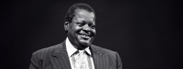Celebrating the great Oscar Peterson