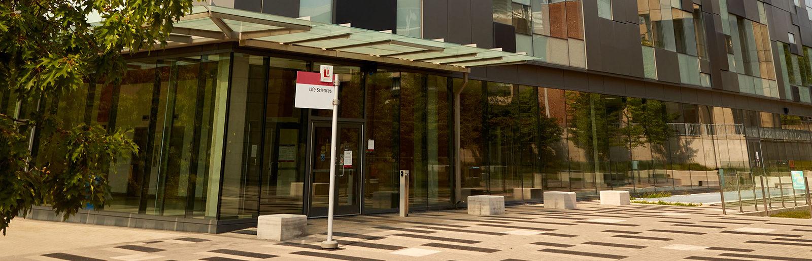 Life Sciences Building Keele Campus