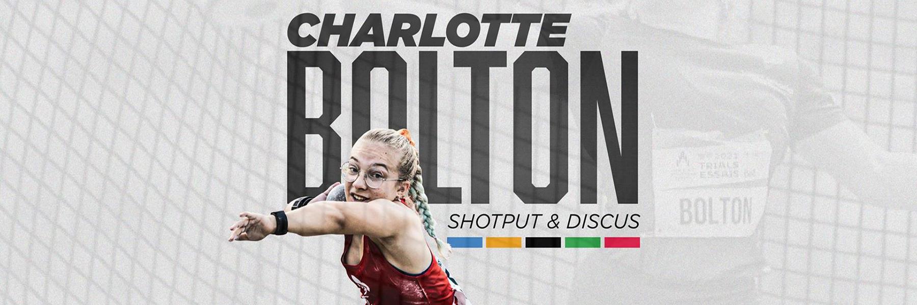 Charlotte Bolton paralymics