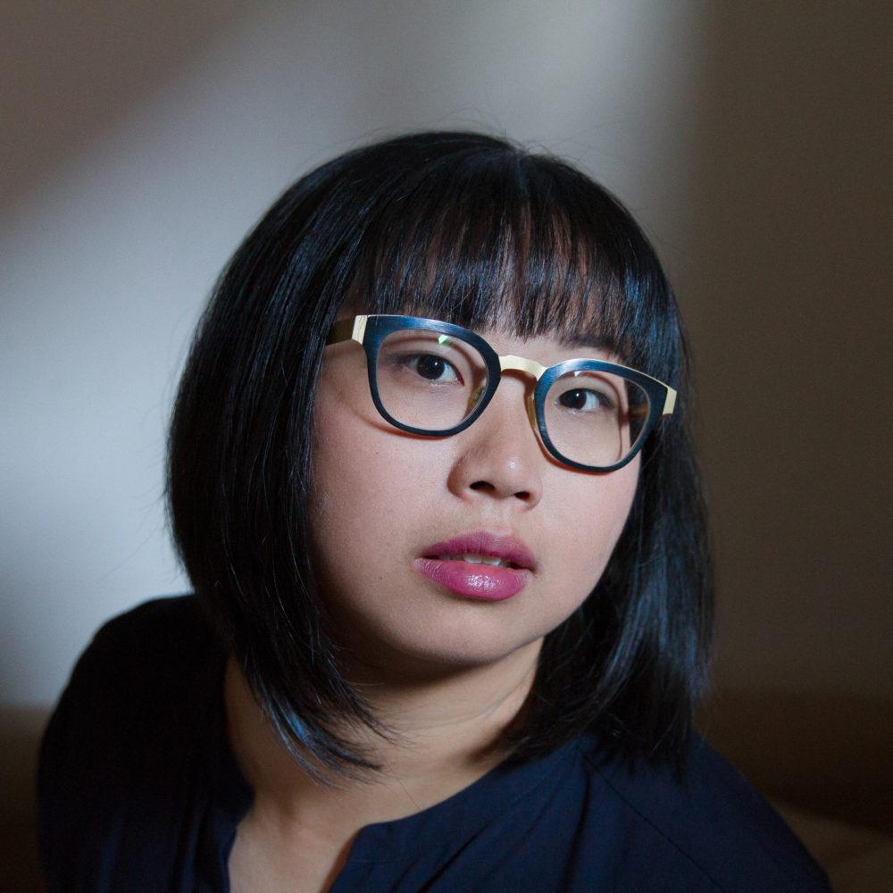 Headshot of Joyce Wong