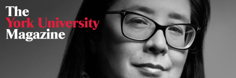 The York University Magazine's Fall 2021 issue is online now